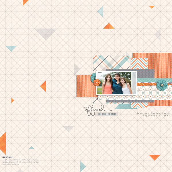 Paislee Press + Template Scrapping