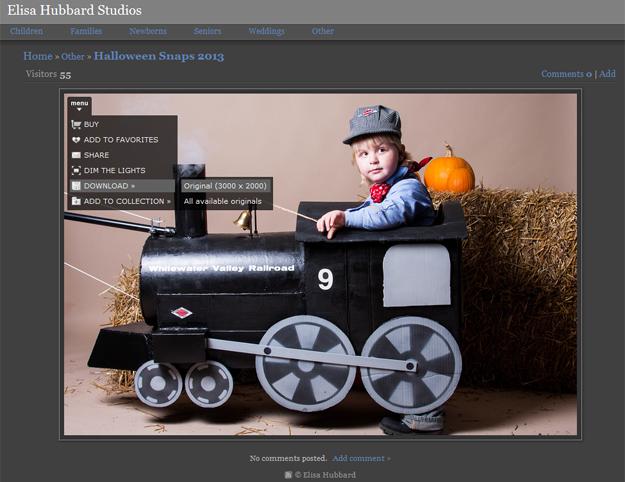 Halloween Snaps, 2013, Download Images Preview, Elisa Hubbard Studios