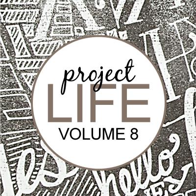 Project Life: Vol 8