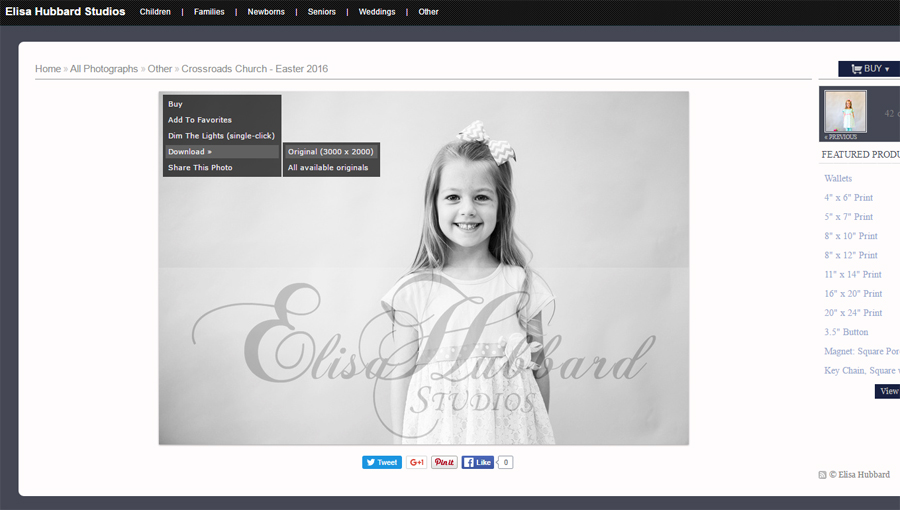 Crossroads Church, Easter, Download Images Preview, Elisa Hubbard Studios