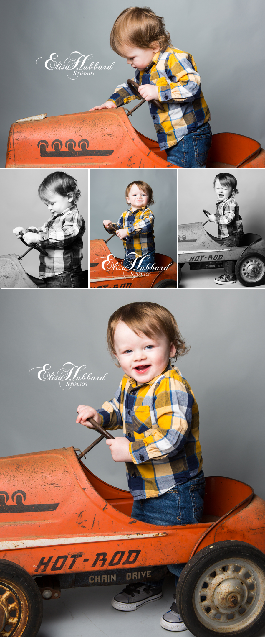 Elisa Hubbard Studios, Child Photography, Studio Photography, Indiana