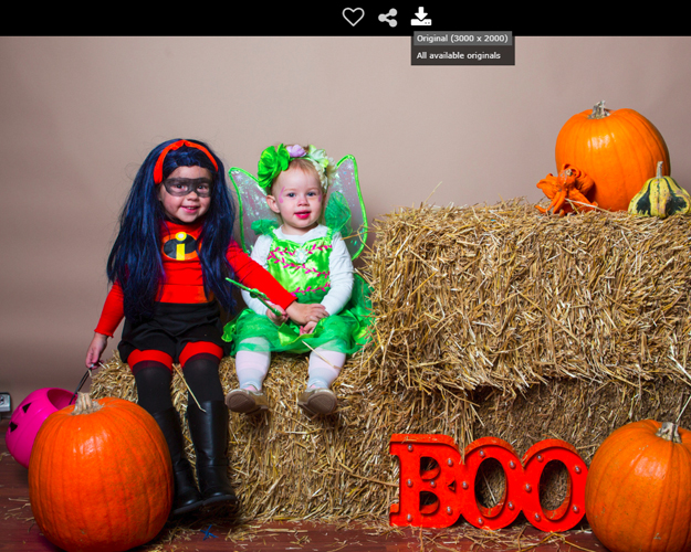 Halloween Snaps, 2018, Download Images Preview, Elisa Hubbard Studios