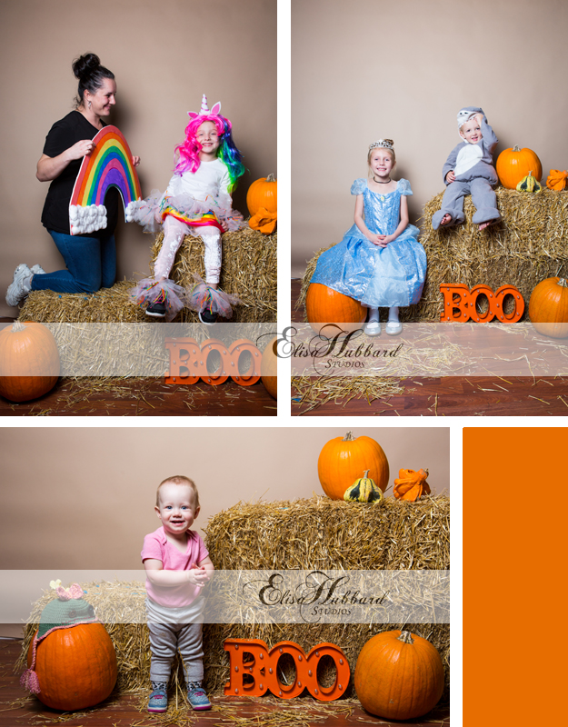 Halloween Snaps, 2018, Costumes, Child Photography, Studio Photography, Portrait Photography, Elisa Hubbard Studios