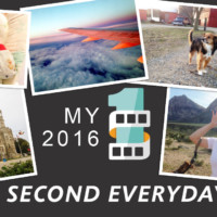 2016   One Second Everyday
