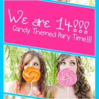 Candy Themed Party!!