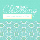 Spring Sweet Rhythm | Free Journaling Cards