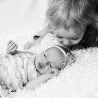 Sibling Love | Southeastern Indiana Photographer
