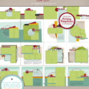 Holiday Templates 2011: 1-5